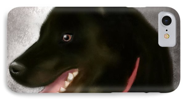 Zoey IPhone Case