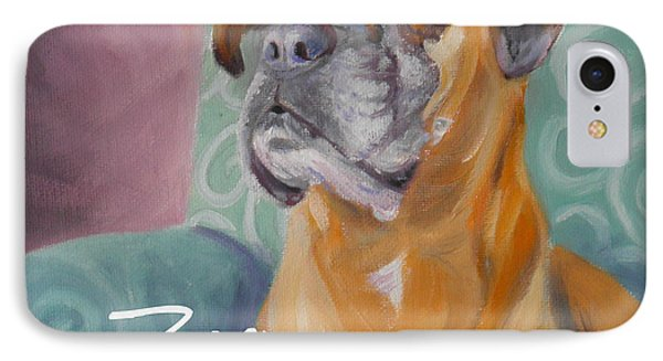 Zoey T Shirt To Order IPhone Case
