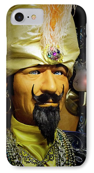 IPhone Case featuring the photograph Zoltar by Chuck Staley
