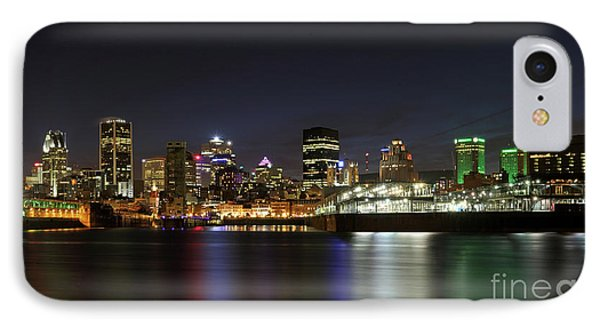 Zoom Montreal IPhone Case