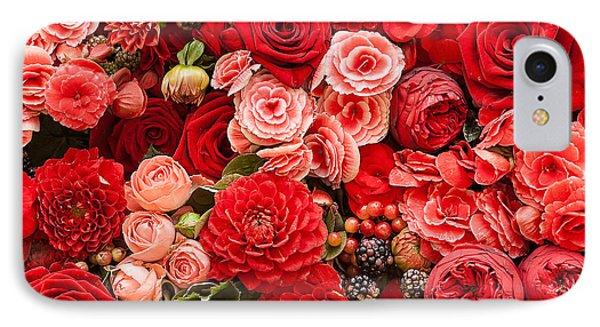 Rose Wallpaper Iphone 7 Cases Fine Art America