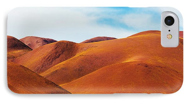 South America iPhone 7 Case - Landscapes Of Northern Argentina by Galyna Andrushko