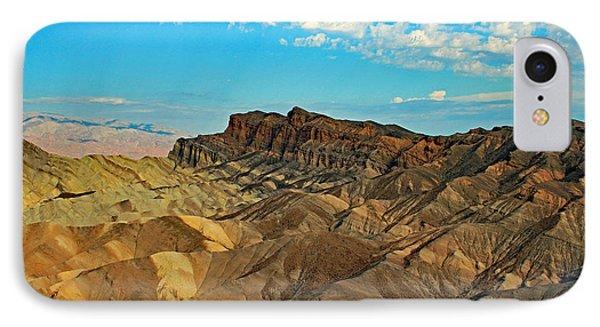 Rocky Mountain iPhone 7 Case - Death Valley, Ca by Edd Lange