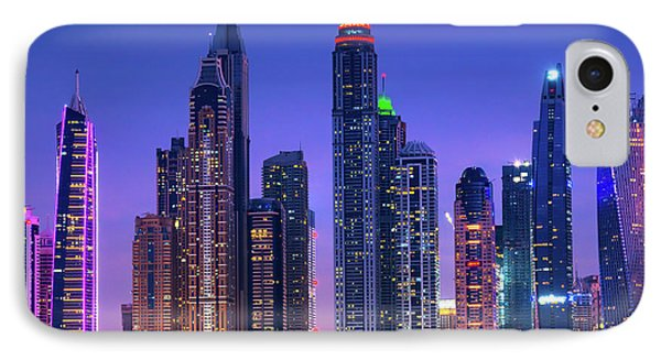 Dubai Sea iPhone 7 Cases | Fine Art America