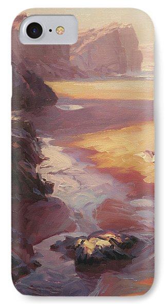 Pacific Ocean iPhone 7 Case - Hidden Path To The Sea by Steve Henderson