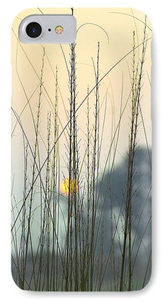 Landscapes iPhone 7 Case - morning Star by Ravi Bhardwaj
