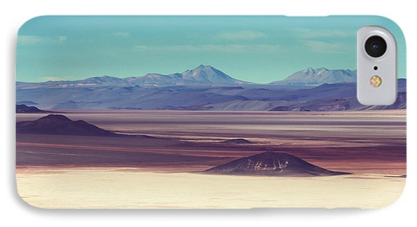 South America iPhone 7 Case - Scenic Landscapes Of Northern Argentina by Galyna Andrushko