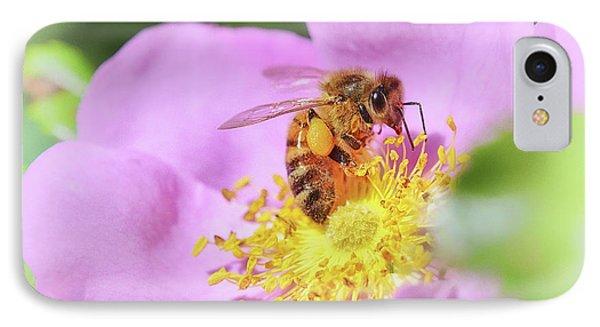 Honeybee iPhone 7 Case - Sweet As Honey by Susan Capuano