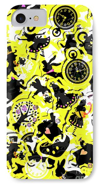 Fairy iPhone 7 Case - Wonderland Design by Jorgo Photography - Wall Art Gallery