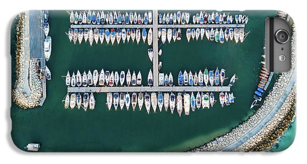 Boats iPhone 7 Plus Case - @ Tlv Marina by Ofer Maor