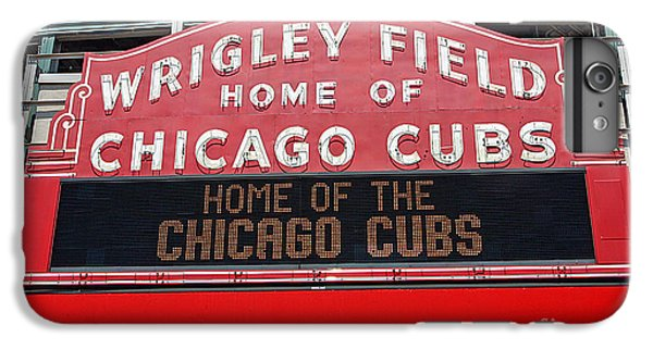 Wrigley Field iPhone 7 Plus Case - 0334 Wrigley Field by Steve Sturgill