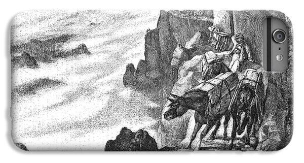 19th Century Smugglers IPhone 7 Plus Case by Bildagentur-online/tschanz