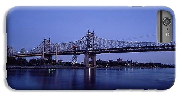 Bridge Across A River, Queensboro IPhone 7 Plus Case