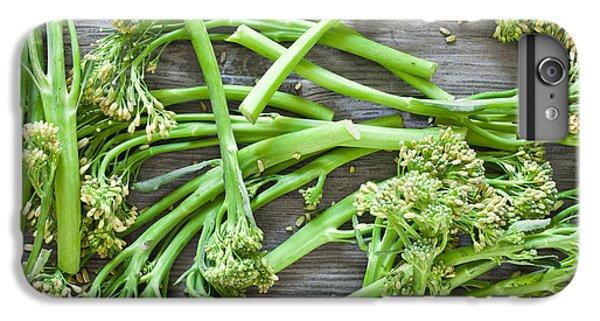 Broccoli Stems IPhone 7 Plus Case by Tom Gowanlock