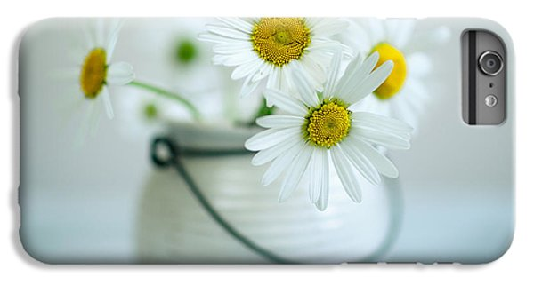 Daisy iPhone 7 Plus Case - Daisy Flowers by Nailia Schwarz