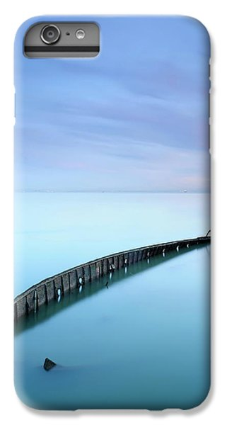 Boats iPhone 7 Plus Case - Forgotten... by Paulo Dias