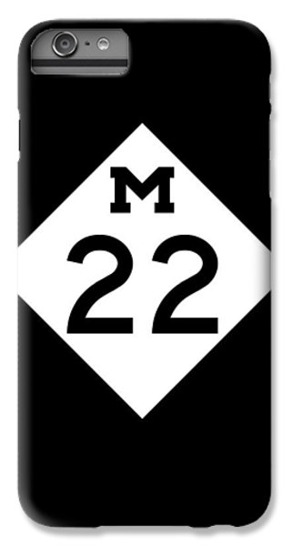 M 22 IPhone 7 Plus Case