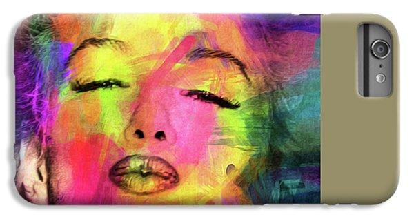 Marilyn Monroe IPhone 7 Plus Case by Mark Ashkenazi