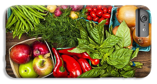 Market Fruits And Vegetables IPhone 7 Plus Case