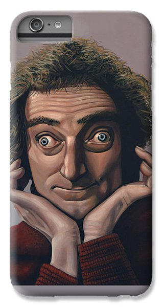 Python iPhone 7 Plus Case - Marty Feldman by Paul Meijering