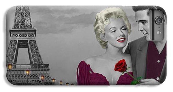 Paris Sunset IPhone 7 Plus Case by Chris Consani