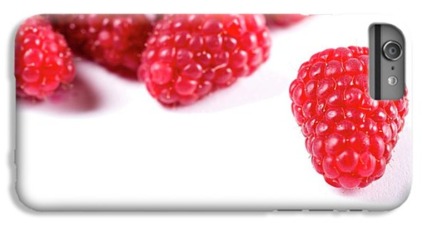 Raspberries IPhone 7 Plus Case by Aberration Films Ltd