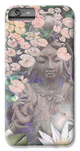 Garden iPhone 7 Plus Case - Reflections by Christopher Beikmann