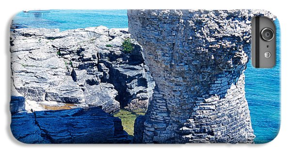 Jet Ski iPhone 7 Plus Case - Rock Formations, Bruce Peninsula by Panoramic Images