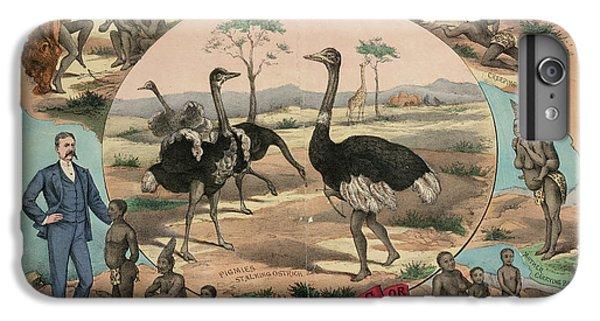 Emu iPhone 7 Plus Case - Royal Aquarium by British Library