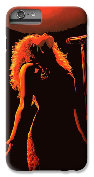 Shakira IPhone 7 Plus Case by Paul Meijering