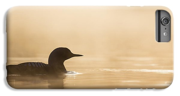 Silhouette In Gold IPhone 7 Plus Case by Tim Grams