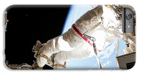 Emu iPhone 7 Plus Case - Tim Kopra's Spacewalk by Nasa