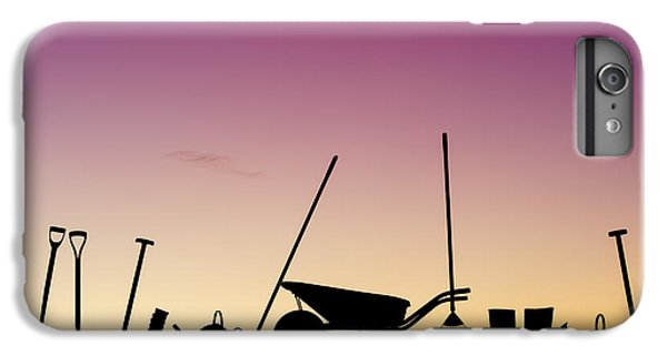 Garden iPhone 7 Plus Case - Tools Of The Trade by Tim Gainey