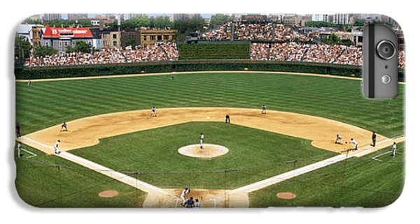 Wrigley Field iPhone 7 Plus Case - Usa, Illinois, Chicago, Cubs, Baseball by Panoramic Images