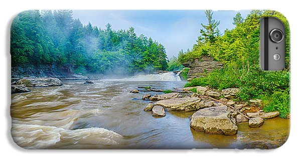 Swallow iPhone 7 Plus Case - Youghiogheny River A Wild And Scenic by Panoramic Images