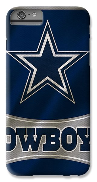 Dallas iPhone 7 Plus Case - Dallas Cowboys Uniform by Joe Hamilton
