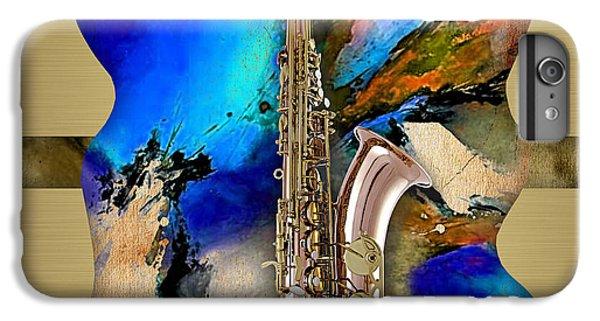 Saxophone Collection IPhone 7 Plus Case