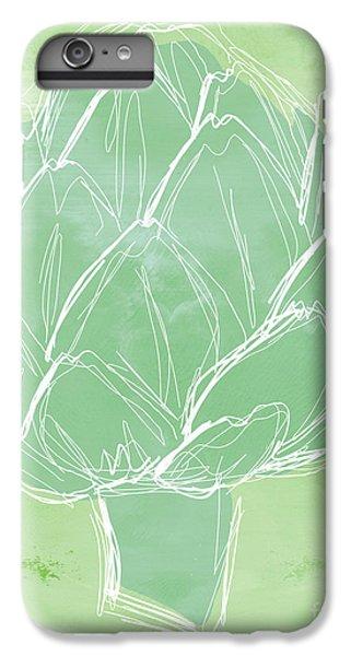 Artichoke IPhone 7 Plus Case by Linda Woods