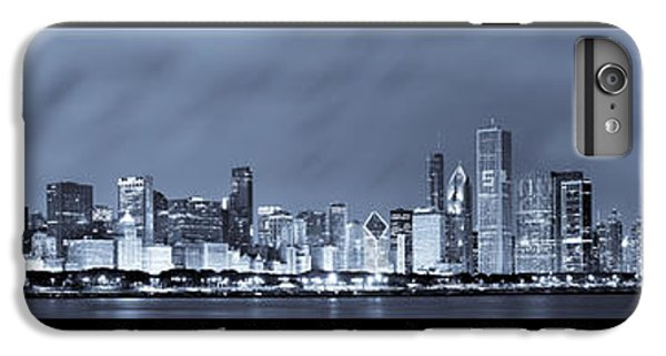 Chicago Skyline At Night IPhone 7 Plus Case by Sebastian Musial