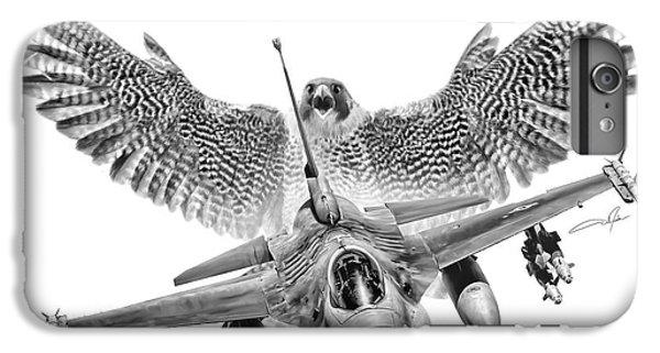 F-16 Fighting Falcon IPhone 7 Plus Case