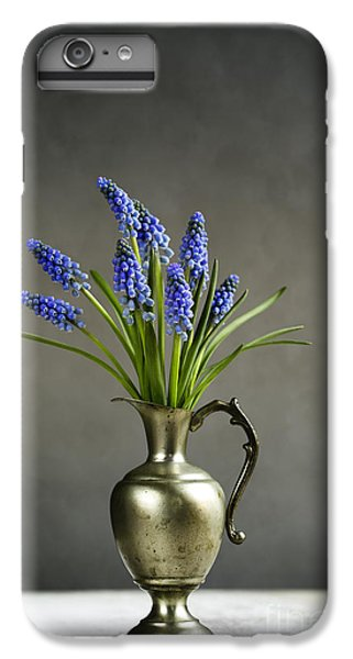 Hyacinth Still Life IPhone 7 Plus Case by Nailia Schwarz