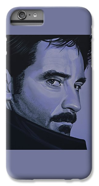 Kevin Kline IPhone 7 Plus Case by Paul Meijering