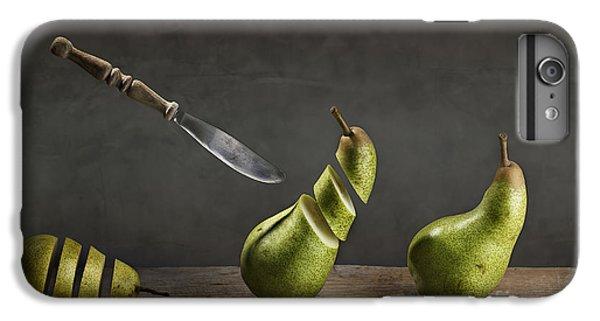 Pear iPhone 7 Plus Case - No Escape by Nailia Schwarz