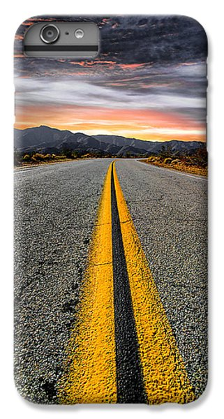 Landscapes iPhone 7 Plus Case - On Our Way  by Ryan Weddle
