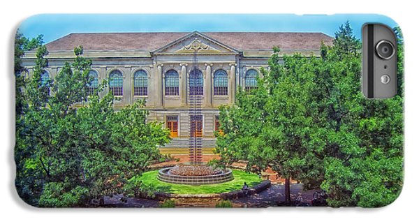 The Old Main - University Of Arkansas IPhone 7 Plus Case by Mountain Dreams