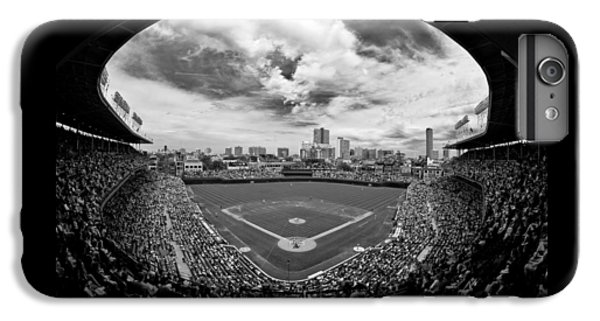 Wrigley Field iPhone 7 Plus Case - Wrigley Field  by Greg Wyatt