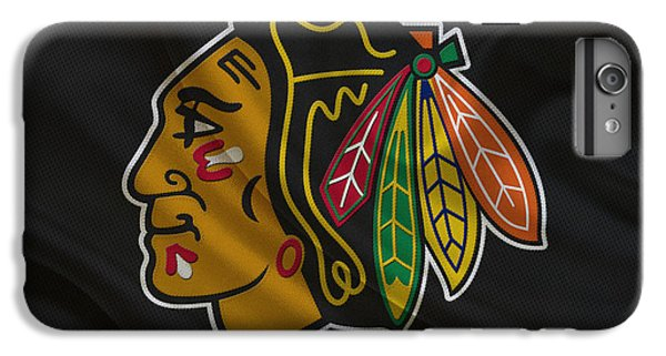 Chicago Blackhawks IPhone 7 Plus Case by Joe Hamilton