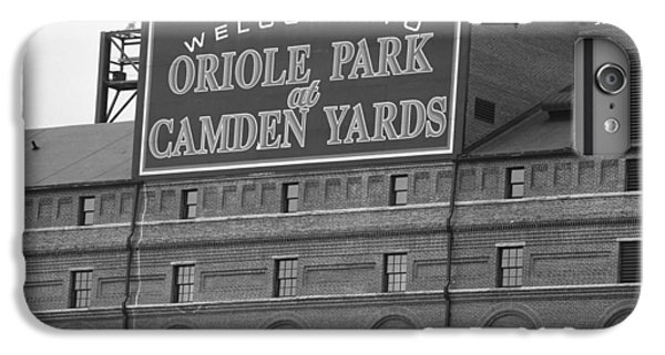 Baltimore Orioles Park At Camden Yards IPhone 7 Plus Case