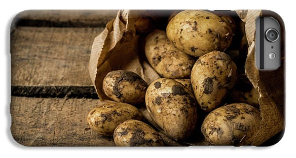 Fresh Potatoes IPhone 7 Plus Case by Aberration Films Ltd