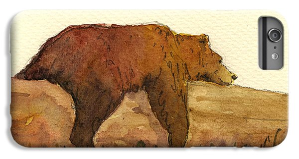 Grizzly Bear IPhone 7 Plus Case
